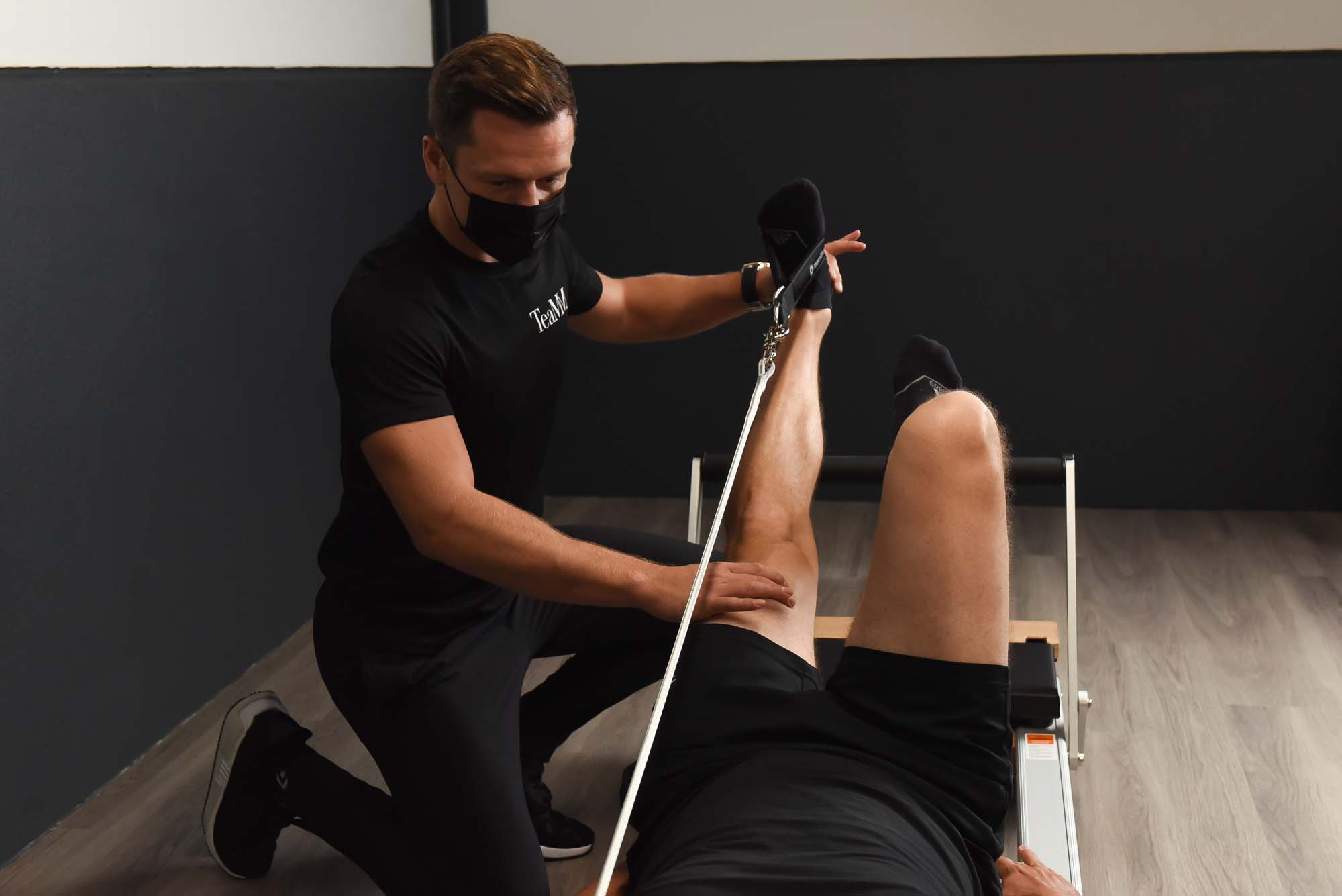 Mike Murray at MM Physio